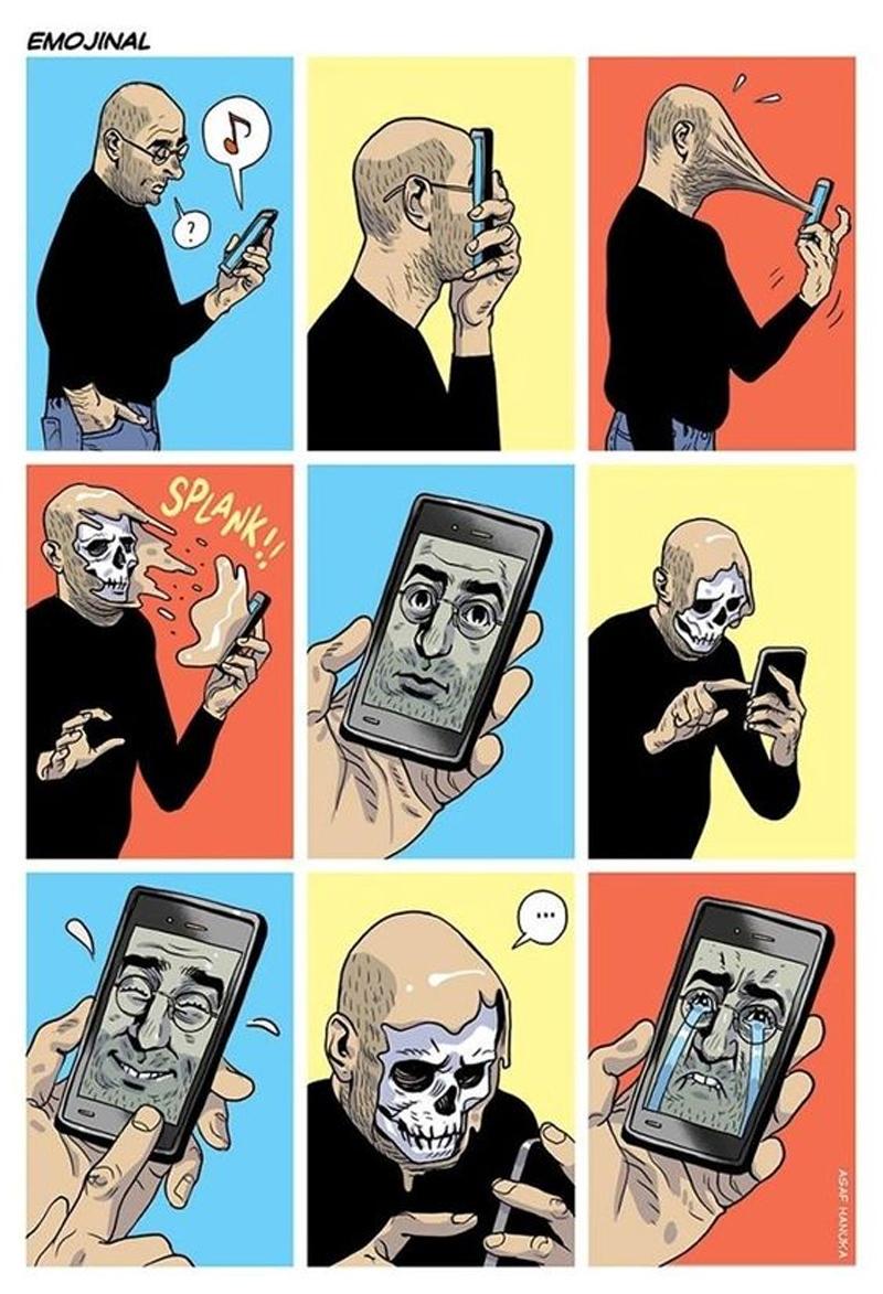 a prisão da tecnologia