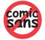 Comic Sans, uma fonte que (quase) todos odeiam