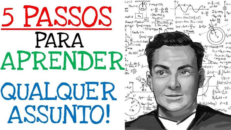 Técnica Feynman para assimilação de conteúdo