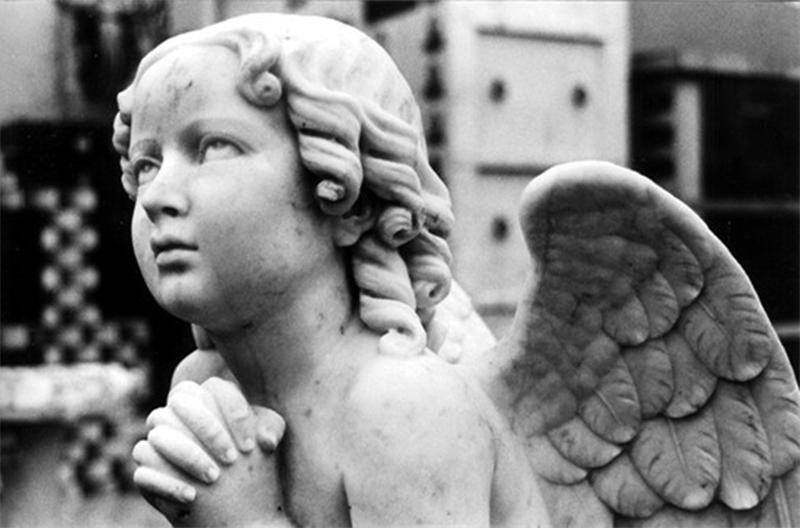 anjo triste