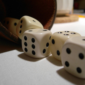 Descubra a origem do jogo de dados
