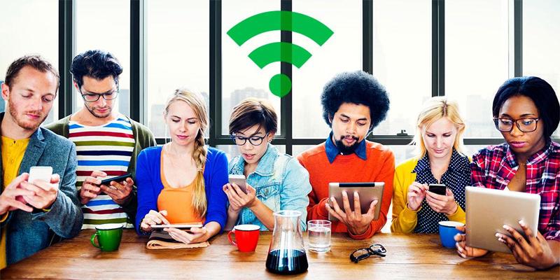 melhorando o sinal do wi-fi