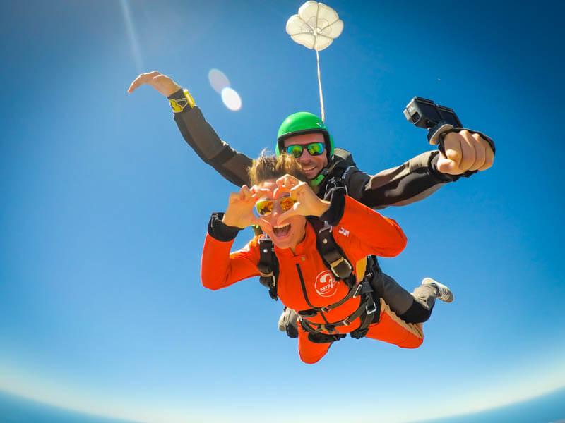 6 curiosidades interessantes sobre paraquedismo