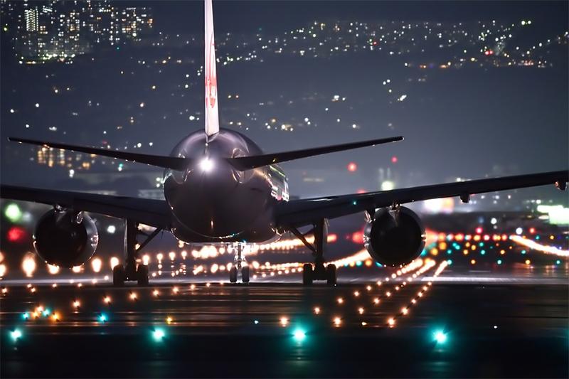 aeroportos precisam de geradores