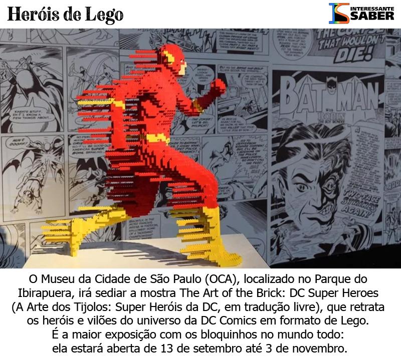 Heróis de Lego