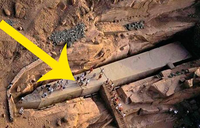 Conheça as 5 maiores descobertas no Egito