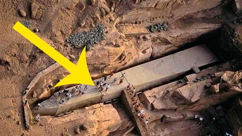 5 maiores descobertas no Egito