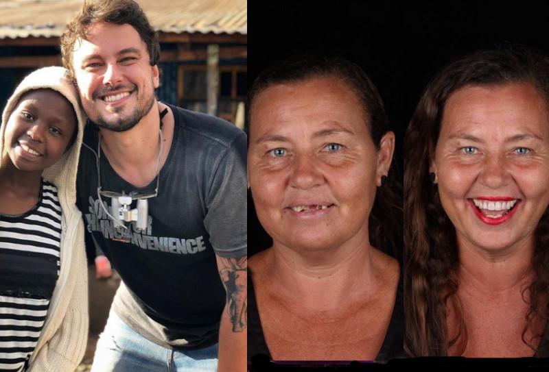 Conheça o dentista brasileiro que restaura sorrisos sem cobrar nada