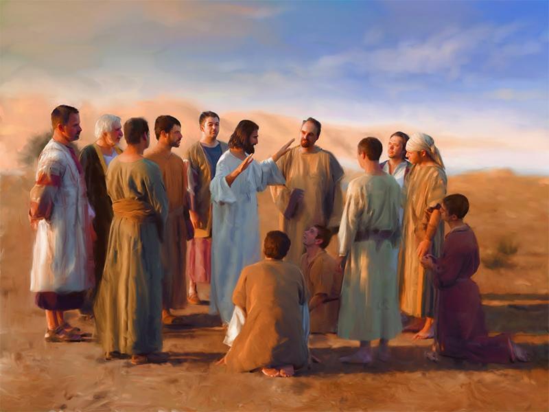 Discípulos e Apóstolos, qual é a diferença?