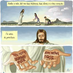 Você é muito precioso para Jesus