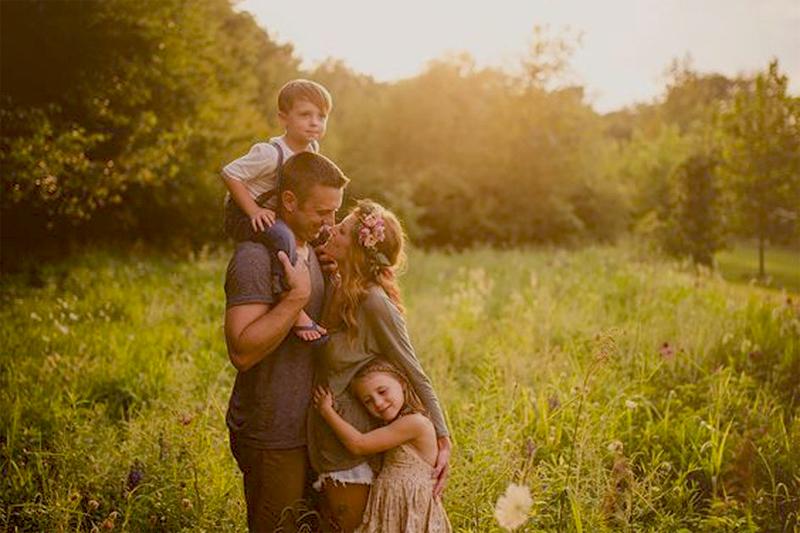 Paz nas famílias