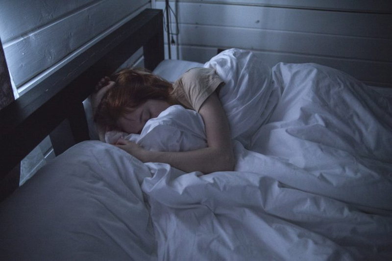 Falta de disciplina também dificulta o sono.