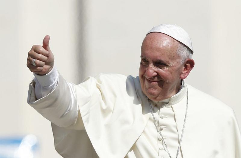 Papa Francisco nos chama a comunicar o amor de Deus