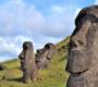 """As """"cabeças gigantes"""" da Ilha de Páscoa têm corpos e muita gente não sabia disso"""