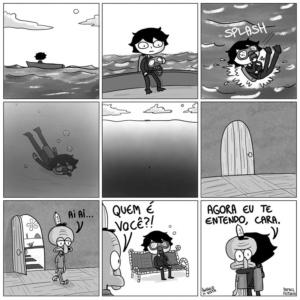 Entendendo o Lula Molusco e outros quadrinhos engraçados