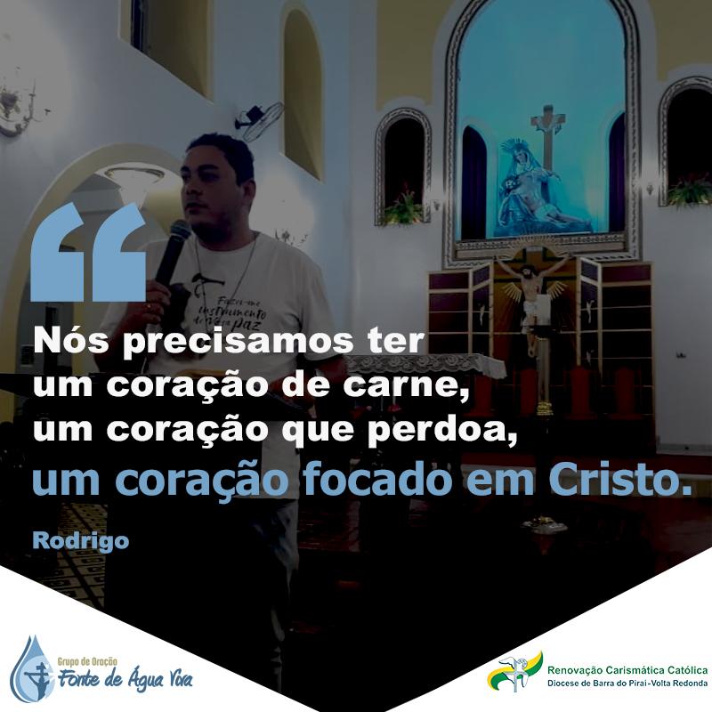 Tenha um coração focado em Cristo