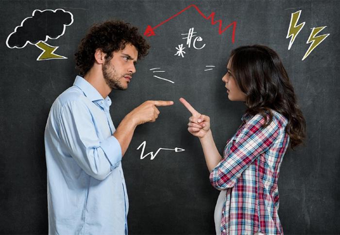 Em vez de criar conflitos e buscar ter razão, caminhe na direção do perdão
