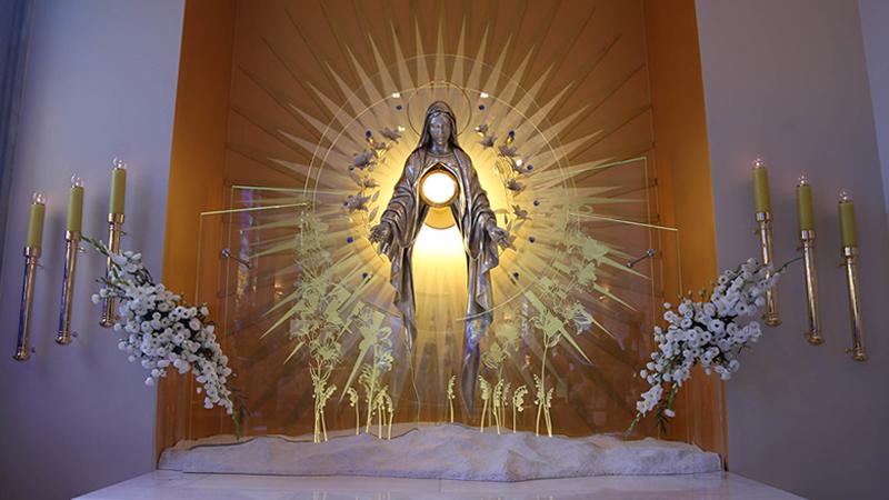 Conheça, em Niepokalanów, um magnífico local de oração mundial pela paz
