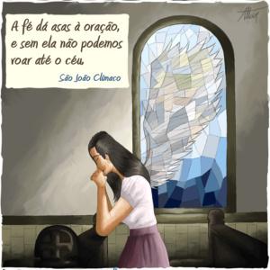 Renove a fé para que a sua oração ganhe asas