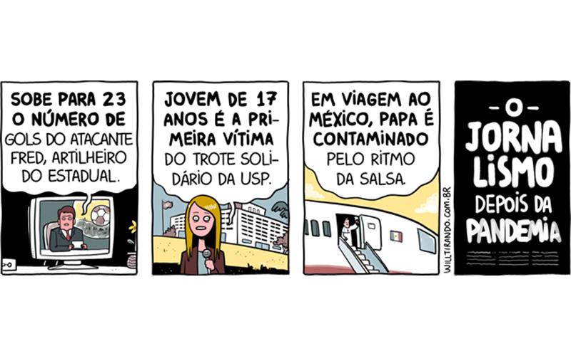 O jornalismo depois da pandemia