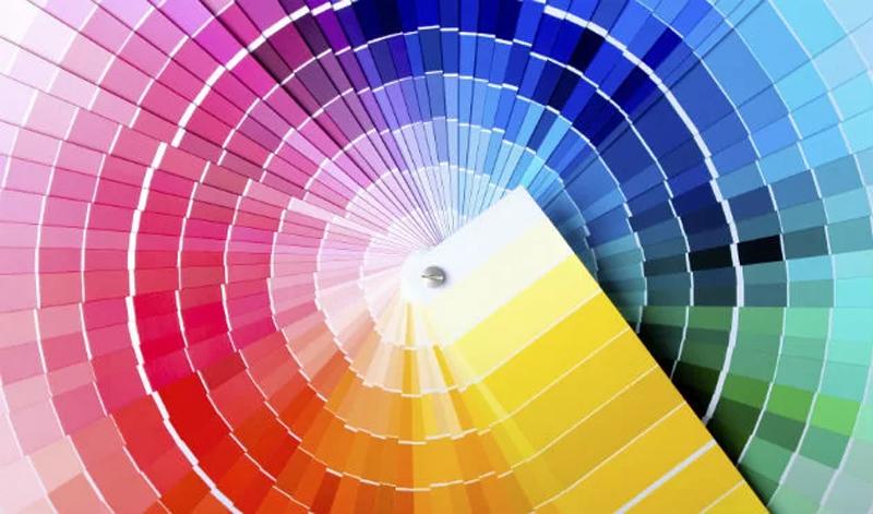 Capacidade de ver cores e detalhes prejudicada
