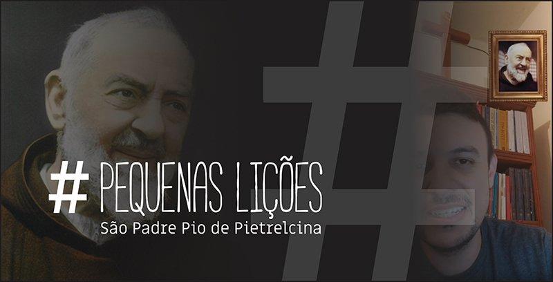 Aprenda com São Padre Pio de Pietrelcina que, às vezes, uma coça bem dada é necessária
