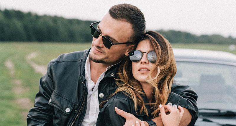 Usar óculos de sol falsificados é perigoso
