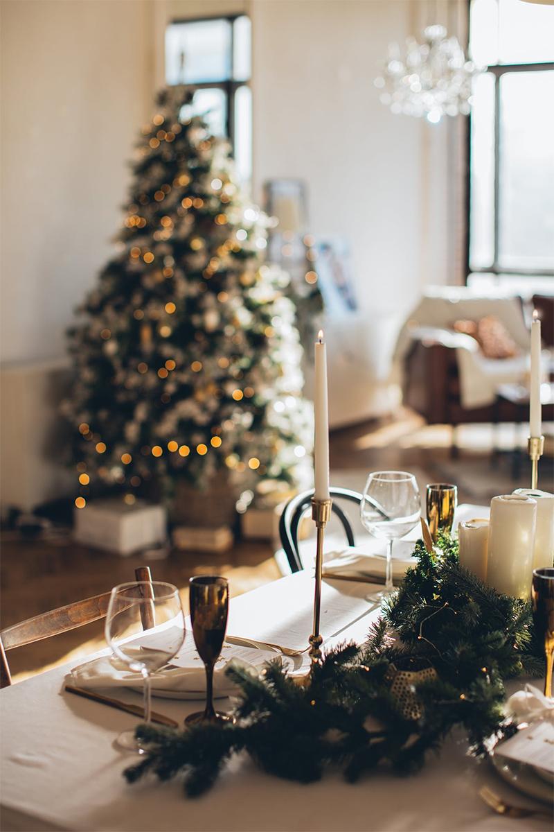 decoração de fim de ano