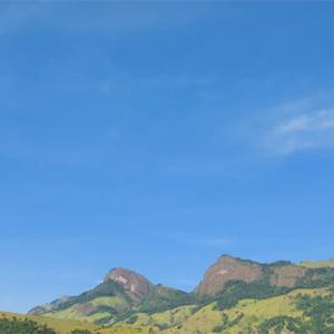 Música calma e belas paisagens para quem precisa ter paz e concentração